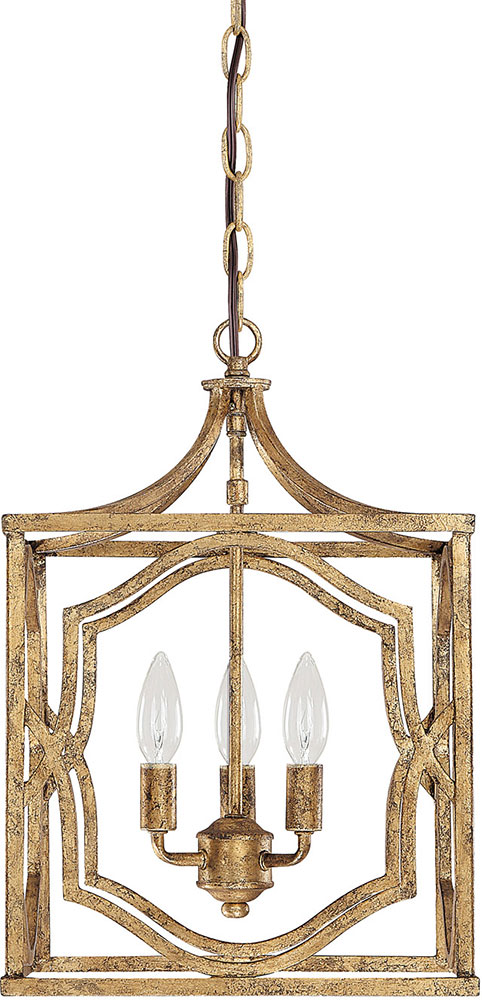 Capital Lighting 9481AG Blakely Antique Gold Foyer Light Fixture. Loading zoom  sc 1 st  Affordable L&s & Capital Lighting 9481AG Blakely Antique Gold Foyer Light Fixture ...