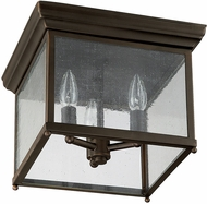 Capital Lighting 9546OB Old Bronze Outdoor Flush Mount Lighting
