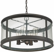 Capital Lighting 9568OB Dylan Old Bronze Exterior Pendant Light Fixture