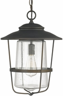 Capital Lighting 9604OB Creekside Old Bronze Exterior Hanging Pendant Lighting