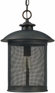 Capital Lighting 9614OB Dylan Old Bronze Exterior Post Light Fixture