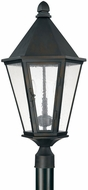 Capital Lighting 9625OB Spencer Old Bronze Exterior Post Lighting Fixture