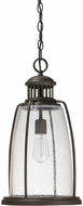 Capital Lighting 9636OB Harbour Nautical Old Bronze Outdoor Mini Drop Ceiling Lighting