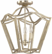 Capital Lighting 9651WG Winter Gold Home Ceiling Lighting