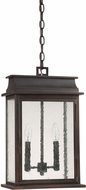 Capital Lighting 9666OB Bolton Old Bronze Outdoor Drop Lighting Fixture