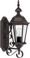 Capital Lighting 9721OB Carriage House Old Bronze Exterior Wall Lamp