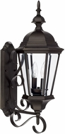 Capital Lighting 9722OB Carriage House Old Bronze Outdoor Wall Lighting