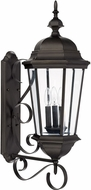 Capital Lighting 9723OB Carriage House Old Bronze Exterior Sconce Lighting