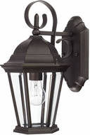 Capital Lighting 9726OB Carriage House Old Bronze Outdoor Light Sconce