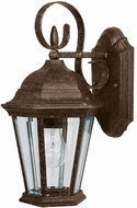 Capital Lighting 9726TS Carriage House Traditional Tortoise Outdoor Light Sconce
