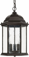 Capital Lighting 9836OB Main Street Old Bronze Outdoor Ceiling Pendant Light