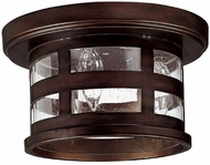 Capital Lighting 9956BB Mission Hills Burnished Bronze Exterior Home Ceiling Lighting