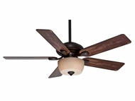 Casablanca 54039 Utopian Gallery 52 Inch Span 4 Speed Brushed Cocoa Ceiling Fan Lighting