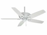 Casablanca 54118 Adelaide Snow White Finish Home Ceiling Fan - 60  Wide