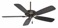 Casablanca 55011 Charthouse Transitional Aged Bronze Ceiling Fan With Blade Options