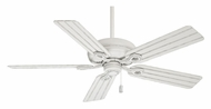 Casablanca 55012 Charthouse Cottage White Ceiling Fan With Blade Options