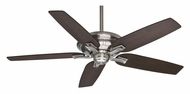 Casablanca 55019 Brescia With Control Transitional Brushed Nickel Finish Ceiling Fan