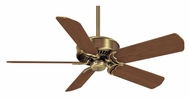 Casablanca 55026 Panama 4 Speed Antique Brass Finish Ceiling Fan Motor With Optional Blades