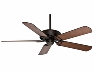Casablanca 55030 Panama Damp-Rated Brushed Cocoa 4 Speed Remote Control Ceiling Fan