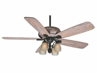 Casablanca 55052 Heathridge Tahoe Finish 60  Wide Home Ceiling Fan