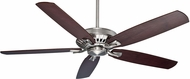 Casablanca 55063 Crestmont Brushed Nickel Home Ceiling Fan