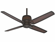 Casablanca 59124 Aris Brushed Cocoa Finish Ceiling Fan - 54  Wide