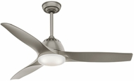 Casablanca 59152 Wisp Modern Pewter LED 52  Pewter Ceiling Fan