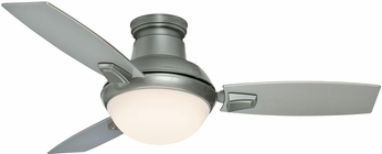 Casablanca 59155 Verse Contemporary Satin Nickel LED 44  Home Ceiling Fan