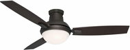 Casablanca 59159 Verse Contemporary Maiden Bronze LED 54  Home Ceiling Fan