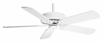 Casablanca 59510 Panama DC 54 Inch Span Snow White Finish Home Ceiling Fan