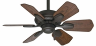 Casablanca 59525 Wailea Brushed Cocoa Finish Ceiling Fan - 31  Wide