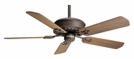 Casablanca 60129 Victorian Oil-Rubbed Bronze Finish Ceiling Mount Home Fan