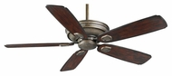 Casablanca C19500K-BL-ADK-RA Heritage Aged Bronze Finish 60 Inch Span Home Ceiling Fan