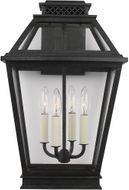 Chapman & Meyers CO1034DWZ Falmouth Traditional Dark Weathered Zinc Outdoor Lighting Sconce