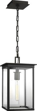 C&M by Chapman & Myers CO1141HTCP Freeport Modern Heritage Copper Mini Entryway Light Fixture