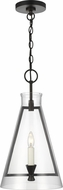Chapman & Meyers CP1081AI Keystone Modern Aged Iron Mini Drop Lighting