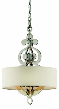 Corbett 102-44 Olivia Four Light Pendant