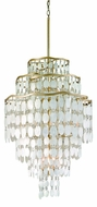 Corbett 109-712 Dolce Twelve Bulb Pendant Light - 39 inches tall