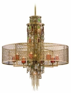 Corbett 123413 Riviera 13-Lamp Pendant Light