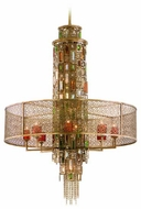 Corbett 123715 Riviera 15-Lamp Pendant Light