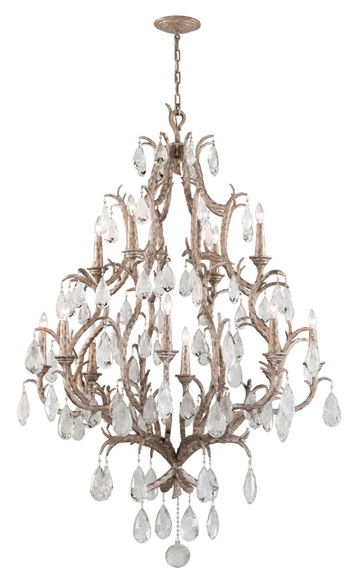 Corbett 163 712 Amadeus Extra Large 67 Inch Tall Crystal Chandelier Light Fixture