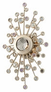 Corbett 183-11 Big Bang Contemporary Style 22 Inch Tall Sconce Lighting Fixture