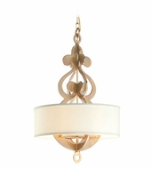 Corbett 201-46 Olivia Modern Drop Lighting Fixture