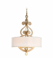 Corbett 201-48 Olivia Contemporary Pendant Lighting