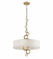 Corbett 202-46 Continuum Modern Lighting Pendant