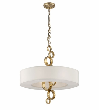 Corbett 202-48 Continuum Contemporary Pendant Lamp