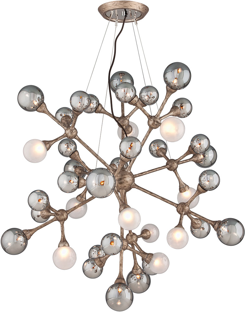 Corbett 206 440 element modern vienna bronze halogen large hanging corbett 206 440 element modern vienna bronze halogen large hanging pendant lighting loading zoom aloadofball Images