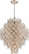 Corbett 214-411 Tiara Vienna Bronze Pendant Lighting