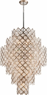 Corbett 214-717 Tiara Vienna Bronze Foyer Lighting