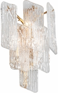 Corbett 244-13 Piemonte Modern Royal Gold Lighting Wall Sconce